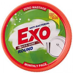 Exo With Cyclozan Round 500 gm