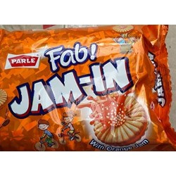 Parle Fab Jam In Cream Strawberry 150gm