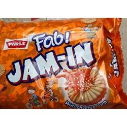 Parle Fab Jam In Cream Strawberry 150gm
