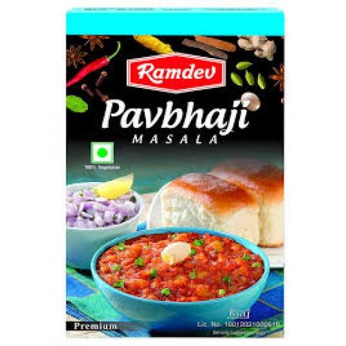 RAMDEV PAV BHAJI MASALA 50 GM