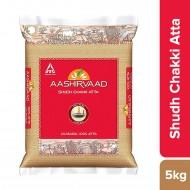 Aashirvaad Atta-5 kg