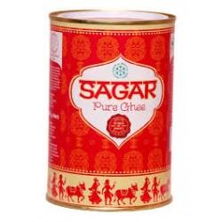 Sagar Pure Ghee Tin 1 litre