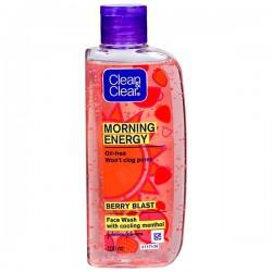 Clean & Clear Morning Energy Berry Facewash 100ml