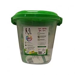 Woosh Super Wash Detergent Powder 4kg+Container Free