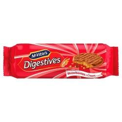 Mcvitis Strawberry Creams Biscuit 61gm