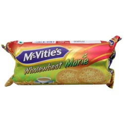 Mcvities Marie wholewheat Cookies 100gm