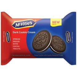 Mcvities Dark Cookie Cream 50gm