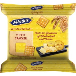 McVitie's Cheese Cracker Biscuits 120gm