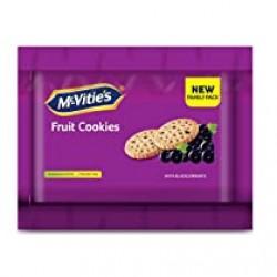 McVitie's Fruit Cookies Family 600gm