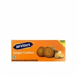 Mcvities Ginger Cookies 120gm
