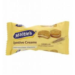 Mcvities Vanila Creams Cookies 61gm