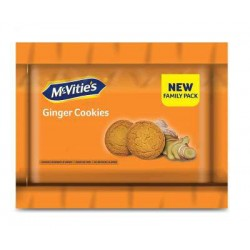 McVitie's Ginger Cookies Family 600gm