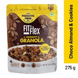Fit&Flex Choco&Almond 275gm