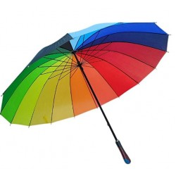 Rainbow Umbrella Big Size