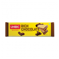 Unibic Chocolate Wafer Biscuit 75Gm